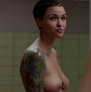 ruby rose nude in orange is new black 3240 22