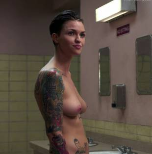 ruby rose nude in orange is new black 3240 23