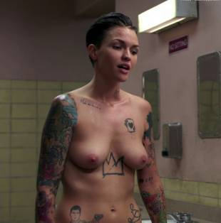 ruby rose nude in orange is new black 3240 27