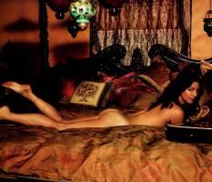 sarah mclachlan nude with lauren bennett edyta sliwinska for culo 1202 1