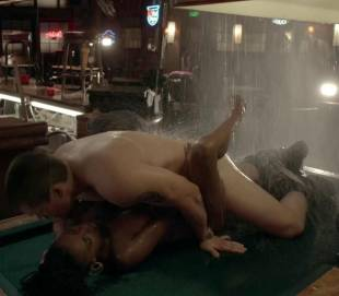 shanola hampton nude sex on pool table on shameless 9749 1