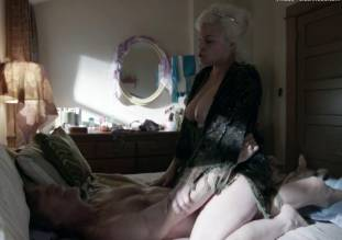 sherilyn fenn topless sex scene from shameless 6799 12