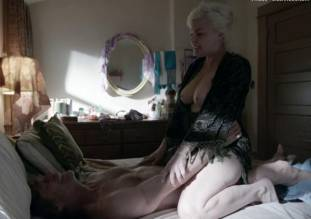 sherilyn fenn topless sex scene from shameless 6799 13