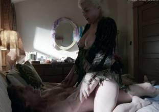 sherilyn fenn topless sex scene from shameless 6799 7