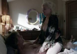 sherilyn fenn topless sex scene from shameless 6799 8