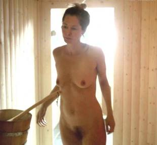 sienna guillory nude full frontal on fortitude 6949 10
