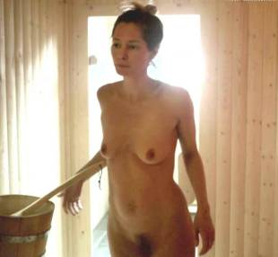 sienna guillory nude full frontal on fortitude 6949 11