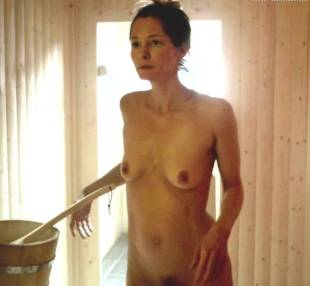 sienna guillory nude full frontal on fortitude 6949 12