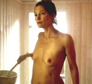 sienna guillory nude full frontal on fortitude 6949 13