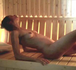 sienna guillory nude full frontal on fortitude 6949 14