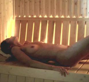 sienna guillory nude full frontal on fortitude 6949 16