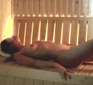 sienna guillory nude full frontal on fortitude 6949 17
