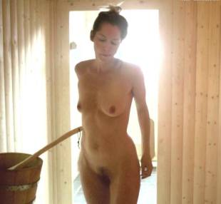sienna guillory nude full frontal on fortitude 6949 9