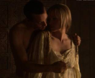 slaine kelly topless on the tudors 7266 1