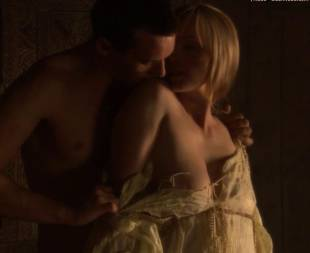 slaine kelly topless on the tudors 7266 3