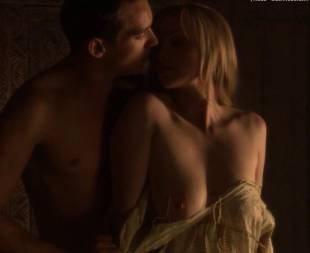 slaine kelly topless on the tudors 7266 6