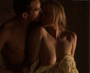 slaine kelly topless on the tudors 7266 8