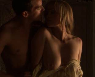 slaine kelly topless on the tudors 7266 9