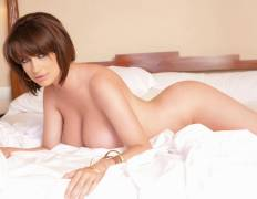 sophie howard nude to unleash her topless breasts in ibiza 2234 9