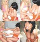 sophie howard sophie reade topless slumber party 1513 8