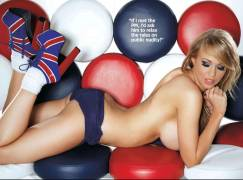 sophie reade nude would make us watch the olypmics 6281 11