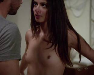 stephanie fantauzzi nude for a bedroom invitation on shameless 8353 5