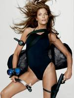 stephanie seymour topless for a dive in v 5125 5