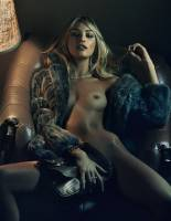 supermodel goddesses nude in interview magazine 0983 1