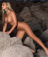 tahlia paris nude at beach is cybergirl of year 1740 34