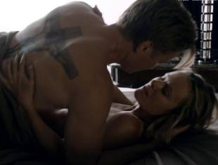 tanya clarke topless on top in banshee 9159 1