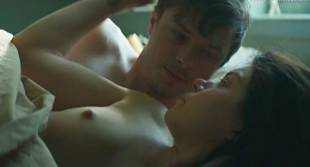 tatiana maslany nude in two lovers and a bear 5647 6
