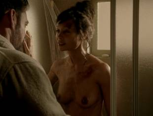 thandie newton nude in the shower on rogue 8731 10
