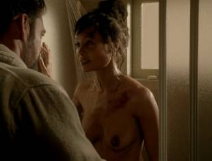 thandie newton nude in the shower on rogue 8731 11