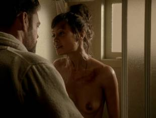 thandie newton nude in the shower on rogue 8731 12
