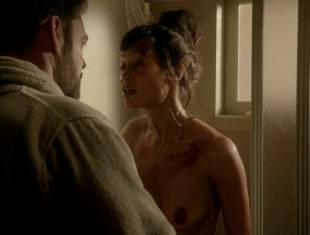 thandie newton nude in the shower on rogue 8731 13