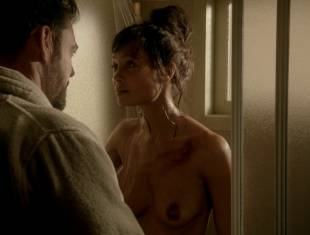 thandie newton nude in the shower on rogue 8731 14