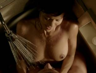 thandie newton nude in the shower on rogue 8731 17