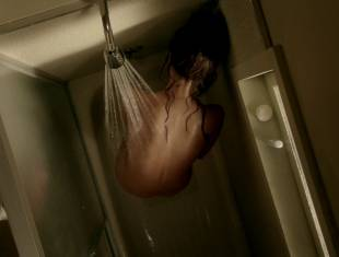 thandie newton nude in the shower on rogue 8731 3