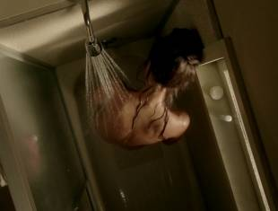 thandie newton nude in the shower on rogue 8731 4