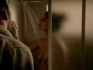 thandie newton nude in the shower on rogue 8731 5
