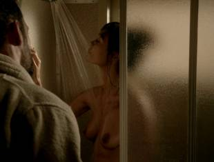 thandie newton nude in the shower on rogue 8731 6