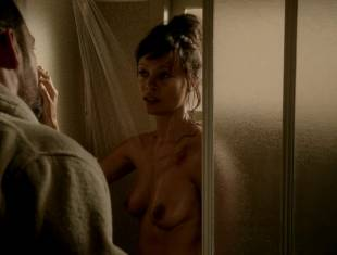 thandie newton nude in the shower on rogue 8731 8