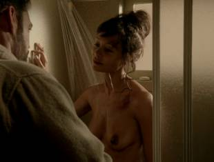 thandie newton nude in the shower on rogue 8731 9