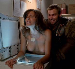 tina casciani topless in role models 9204 2