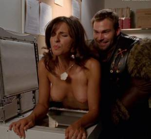 tina casciani topless in role models 9204 4