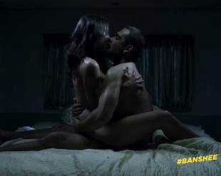 trieste kelly dunn nude in banshee sex scene 6267 13