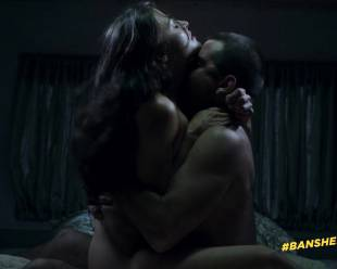 trieste kelly dunn nude in banshee sex scene 6267 14