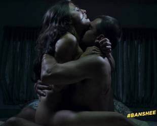trieste kelly dunn nude in banshee sex scene 6267 15