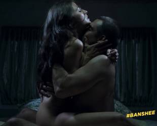 trieste kelly dunn nude in banshee sex scene 6267 17
