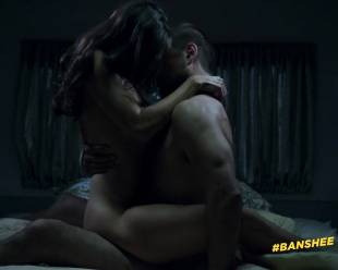 trieste kelly dunn nude in banshee sex scene 6267 18